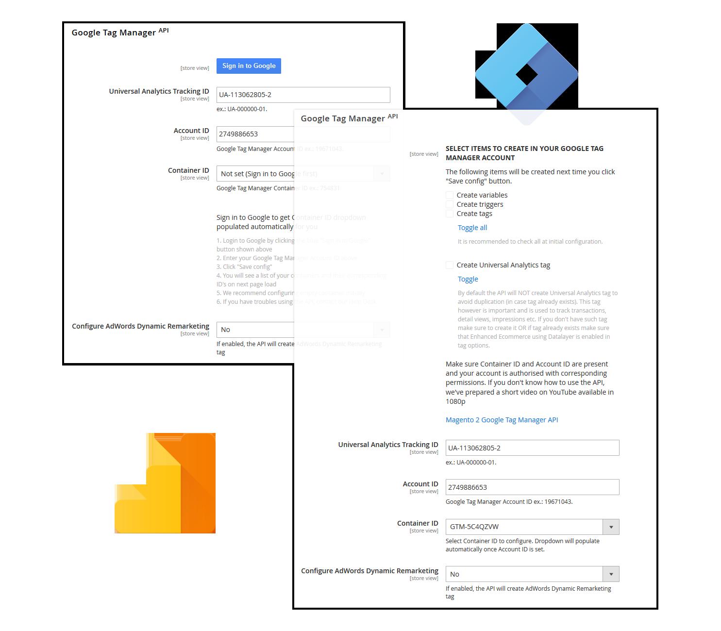 Magento 2 Google Tag Manager Enhanced Ecommerce (UA) Tracking