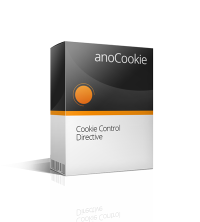 anoCookie - Responsive Cookie Control script